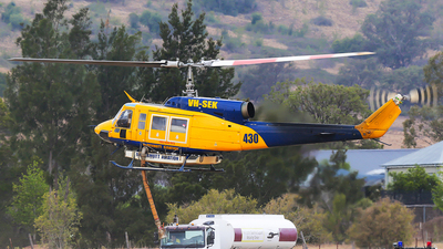 VH-SEK - Bell 214B-1 - McDermott Aviation