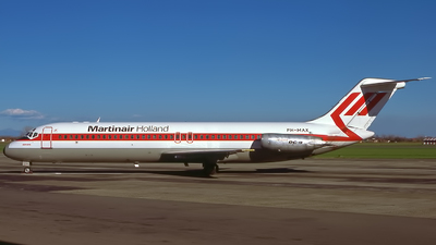 PH-MAX - McDonnell Douglas DC-9-32 - Martinair Holland