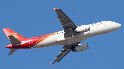 A picture of B1842 - Airbus A320232 - Shenzhen Airlines - © XPHNGB