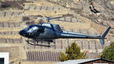 F-GNLP - Aérospatiale AS 350BA Ecureuil - Heli Securité