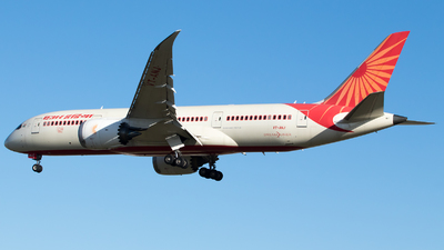 A picture of VTANJ - Boeing 7878 Dreamliner - Air India - © Stephen Duquemin