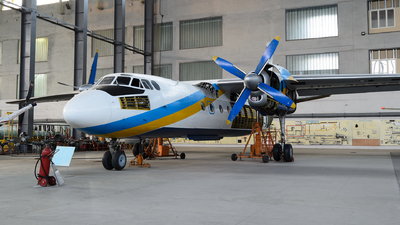 UR-46713 - Antonov An-24 - Ukraine - National Aviation University