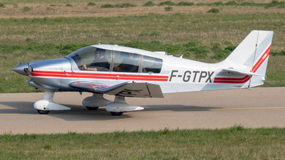 F-GTPX - Robin DR400/180 Régent - Private