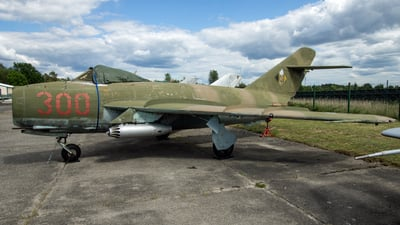 300 - WSK-Mielec Lim-5 - German Democratic Republic - Air Force