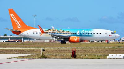 C-FDBD - Boeing 737-8Q8 - Sunwing Airlines