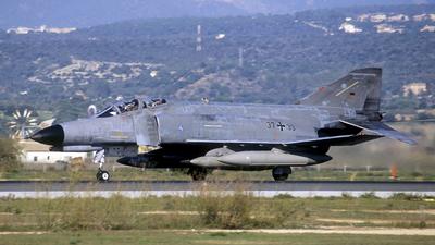 37-33 - McDonnell Douglas F-4F Phantom II - Germany - Air Force