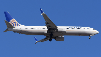 A picture of N36469 - Boeing 737924(ER) - United Airlines - © DJ Reed - OPShots Photo Team