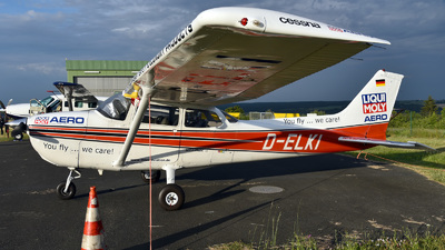 D-ELKI - Reims-Cessna F172N Skyhawk II - Private
