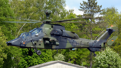 74-25 - Eurocopter EC 665 Tiger UHT - Germany - Army