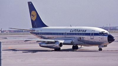 D-ABEO - Boeing 737-130 - Lufthansa