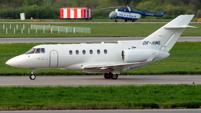 OK-HWL - Hawker Beechcraft 900XP - Private