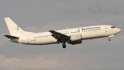 9H-AMW - Boeing 737-4Q8 - Blue Panorama Airlines
