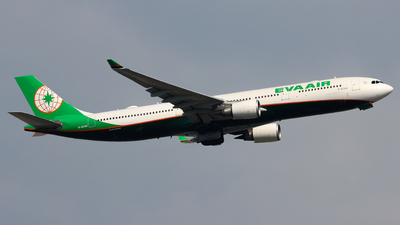 B-16340 - Airbus A330-302 - Eva Air