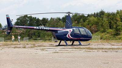 RA-2194G - Robinson R44 Raven - Private