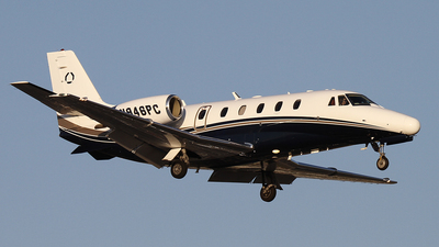 A picture of N946PC - Cessna 560XLS Citation Excel - [5605728] - © Jeroen Stroes