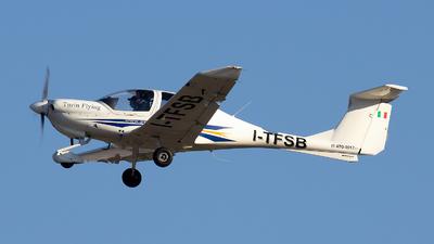 I-TFSB - Diamond DA-40 Diamond Star - Turin Flying School