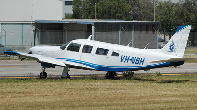 VH-NBH - Piper PA-32R-301 Saratoga SP - Private
