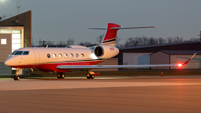 N151B - Gulfstream G600 - Private