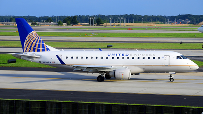 N656RW - Embraer 170-100SE - United Express (Republic Airlines)