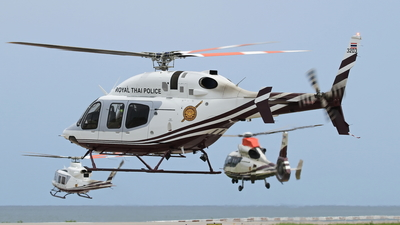 3203 - Bell 429 Global Ranger - Thailand - Royal Thai Police Wing