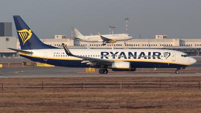 A picture of EIDLY - Boeing 7378AS - Ryanair - © giorgio parolini