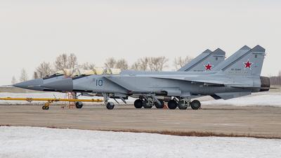 RF-92441 - Mikoyan-Gurevich MiG-31BM Foxhound - Russia - Air Force