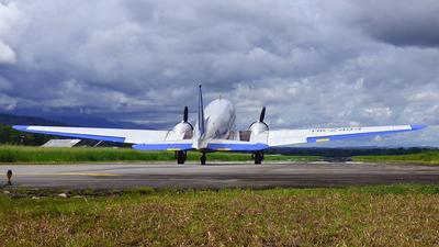 HK-2494 - Douglas DC-3 - Laser Aereo