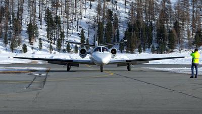 F-GGGA - Cessna 550 Citation II - Private
