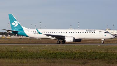 I-ADJW - Embraer 190-200LR - Air Dolomiti