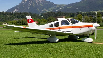 A picture of HBPNG - Piper PA28161 - [2816109] - © Sandra