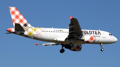 EC-NHP - Airbus A319-111 - Volotea
