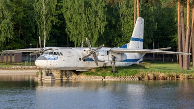 SP-LTC - Antonov An-24B - LOT Polish Airlines