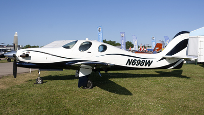 N698W - Lancair Evolution - Private