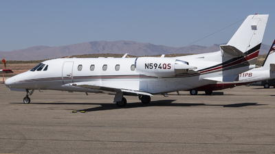N594QS - Cessna 560XL Citation XLS - NetJets Aviation
