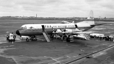 VH-TLB - Lockheed L-188A Electra - Trans Australia Airlines (TAA)