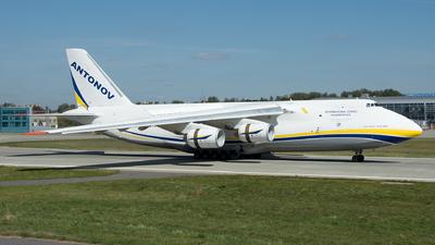 UR-82073 - Antonov An-124-100 Ruslan - Antonov Design Bureau