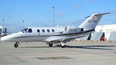 OE-FIX - Cessna 525 CitationJet 1 - Private