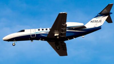 N232JS - Cessna 525C CitationJet 4 - Private