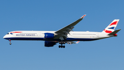 A picture of GXWBC - Airbus A3501041 - British Airways - © Eyal Zarrad