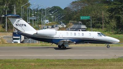 N32PM - Cessna 525 Citationjet CJ4 - Private