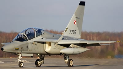 7707 - Alenia Aermacchi M-346 Master - Poland - Air Force