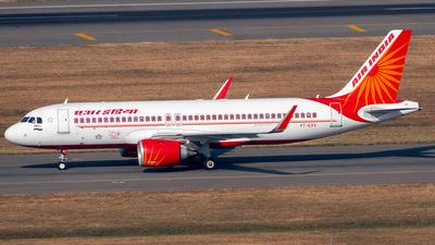 A picture of VTEXV - Airbus A320251N - Air India - © Sandeep Pilania