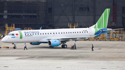 B-3216 - Embraer 190-100LR - Bamboo Airways