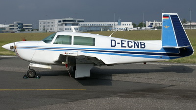 D-ECNB - Mooney M20J-201 - Private