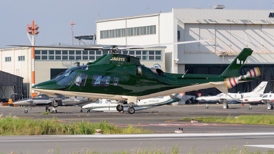 JA6915 - Agusta A109 Power - Private