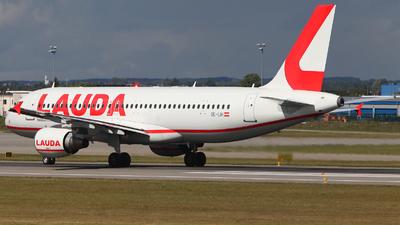 OE-LMI - Airbus A320-214 - LaudaMotion