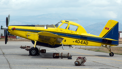 4O-EAD - Air Tractor AT-802 - Montenegro - Government