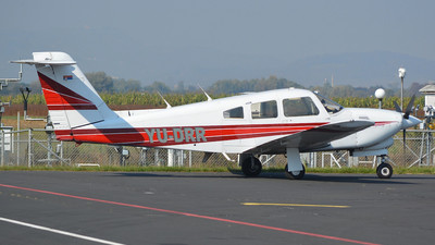 YU-DRR - Piper PA-28RT-201T Turbo Arrow IV - Private
