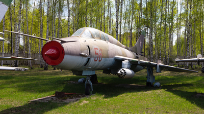 56 - Sukhoi Su-17M-3 Fitter C - Soviet Union - Air Force