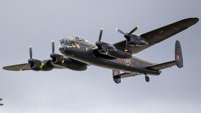 PA474 - Avro Lancaster B.1 - United Kingdom - Battle of Britain Memorial Flight (BBMF)